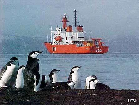 Verano científico en el Ártico 'Hespérides'