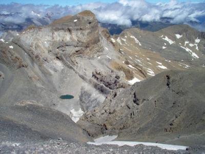 El Glaciar de Monte Perdido es declarado Monumento Natural