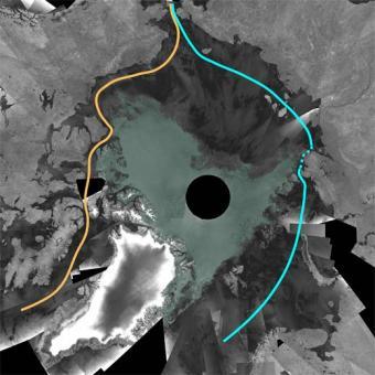 El calentamiento global hace navegable el remoto Paso del Noroeste en el Ártico