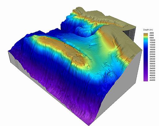 El Cachucho: creación de la 1ª Área Marina Protegida