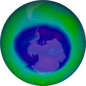 16-9: Día Internacional para la preservación de la Capa de Ozono